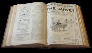 1 - Open Jarvey Ledger