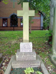 Percy French Grave Small