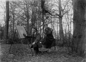 Percy French & May Laffan